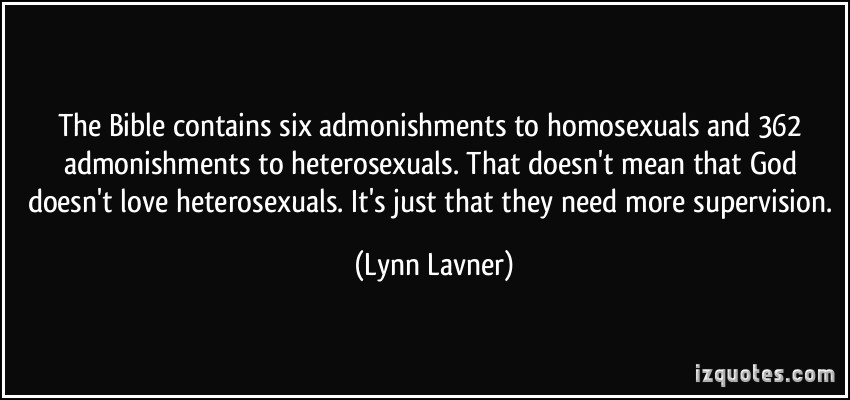 Evolutionist view on homosexuality in christianity